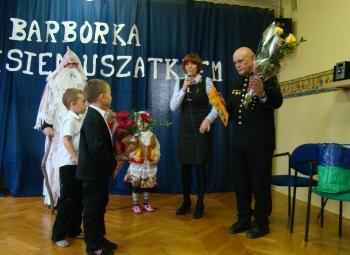 Barbórka w przedszkolu 2012