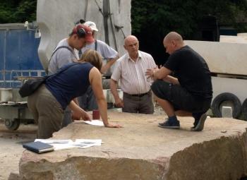 Sympozjum Rzeźby w Granicie 2014